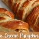 Cream Cheese Pumpkin Braid