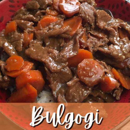 Bulgogi Korean Barbecue