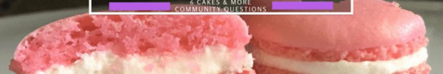 macaron tips & tricks