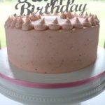 6 Cakes & More strawberry cake