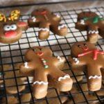 no chill no spread gingerbread cookies