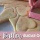 Cake Batter Sugar Cookies