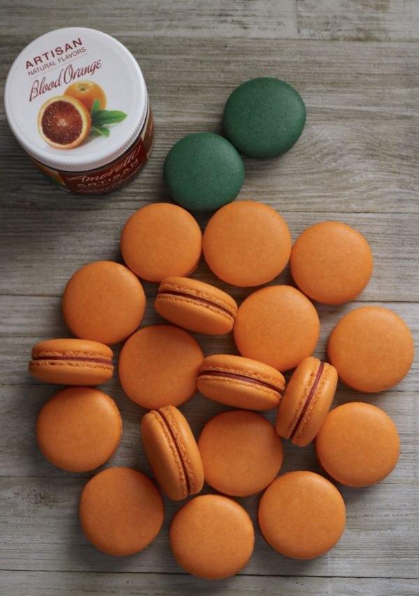 Amoretti Artisan Flavor Blood Orange