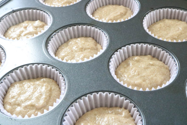 spice cupcakes before they enter the oven by 6cakesandmore