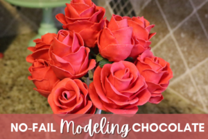 No-Fail Modeling Chocolate