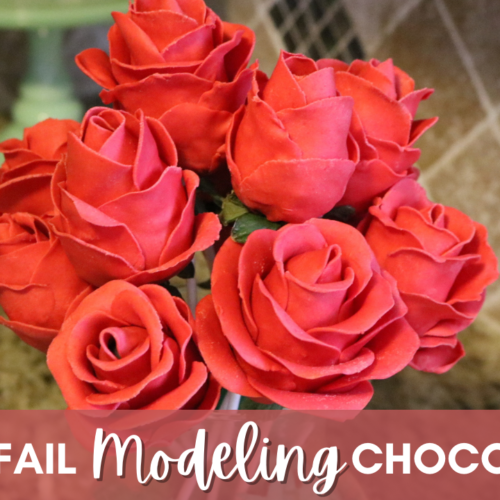 No-Fail Modeling Chocolate