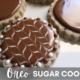 No Chill No Spread Oreo Sugar Cookies
