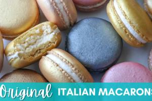 Original Italian Macarons
