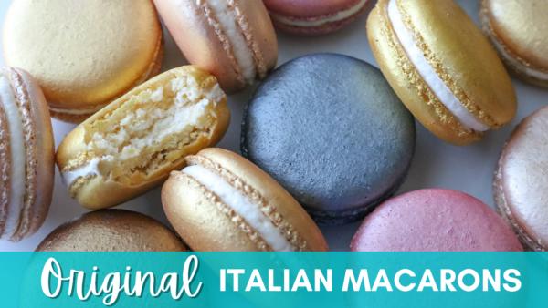 Italian Macarons