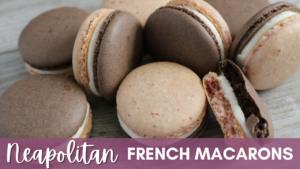 Neapolitan French Macarons