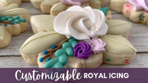 Customizable Royal Icing