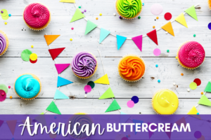 All Butter American Buttercream