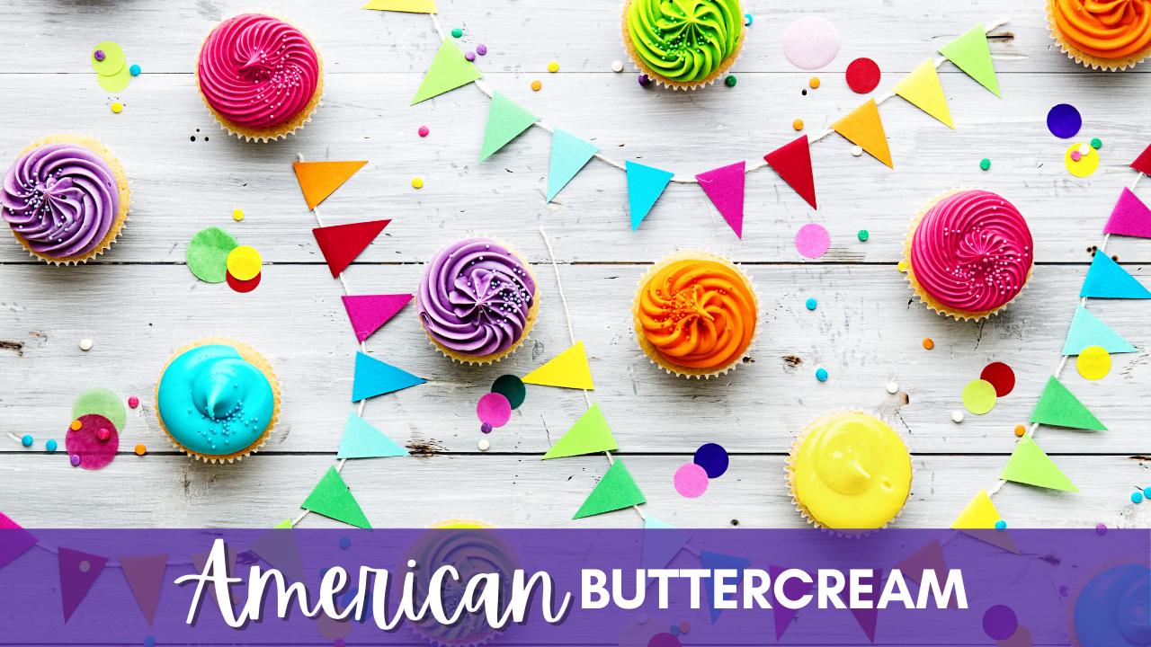 All Butter American Buttercream