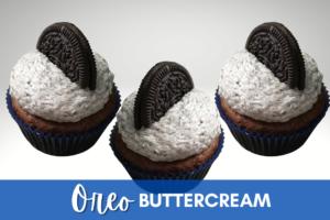 Oreo Buttercream
