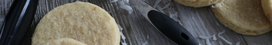 Pina Colada Sugar Cookies